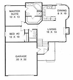 121 best garage images on pinterest | small house plans, house