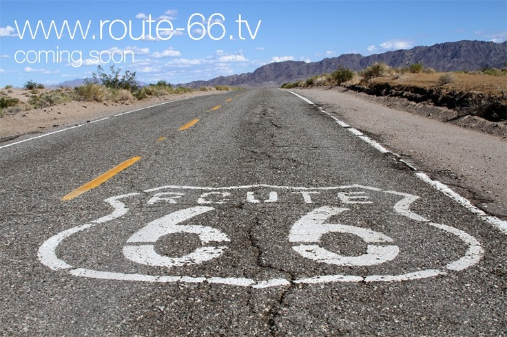 Historic Route 66, California. http://www.route66guide.com