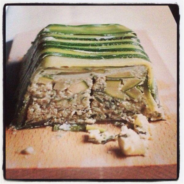 #Terrina di #zucchine e #basilico  http://www.mynotestyle.org/2014/02/terrina-di-zucchine-e-basilico.html?m=0