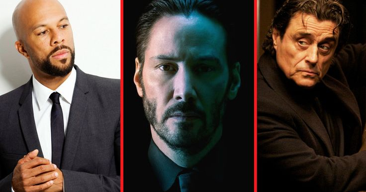 'John Wick 2' Gets Common as the Villain, Ian McShane Will Return -- Common is playing the head of security for a female crime lord in 'John Wick 2'. -- http://movieweb.com/john-wick-2-villain-common-ian-mcshane/
