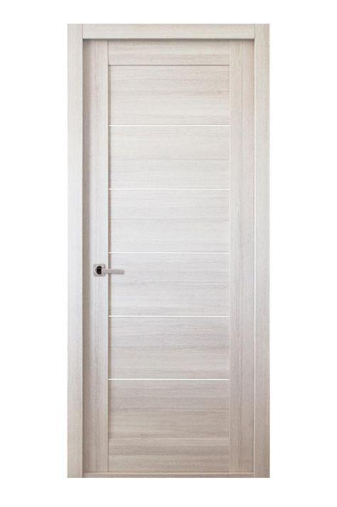 Mirella Modern Interior Door in a Scandinavian Ash-tree Finish
