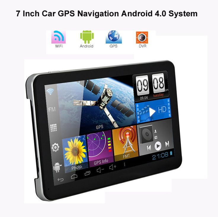 7 Inch Car GPS Navigation Android 4.0 System DDR3 512M Flash Memory 8GB Resolution 800x480 Allwinner A13 CPU http://www.dashcamerapro.com/7-inch-car-gps-navigation-android-40-system-ddr3-512m-flash-memory-8gb-resolution-800x480-allwinner-a13-cpu-p-479.html