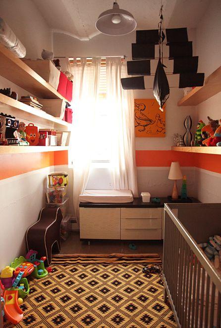 Image result for closet turned nursery