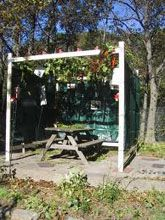 Building A Sukkah for the Feast of Tabernacles - Biblical Holidays : Biblical Holidays