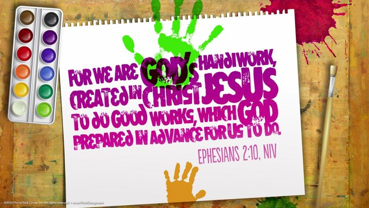 Picture Quote On Ephesianns 210 Niv: 1000+ Ideas About Ephesians 2 10 On Pinterest