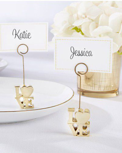 Table Card Holder Ideas pics photos card ideas for a party diy place card holders decorative Love Place Card Holder