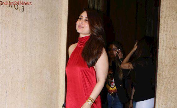 Inside Pics Of Kareena Kapoor, Katrina Kaif At Manish Malhotra's Party