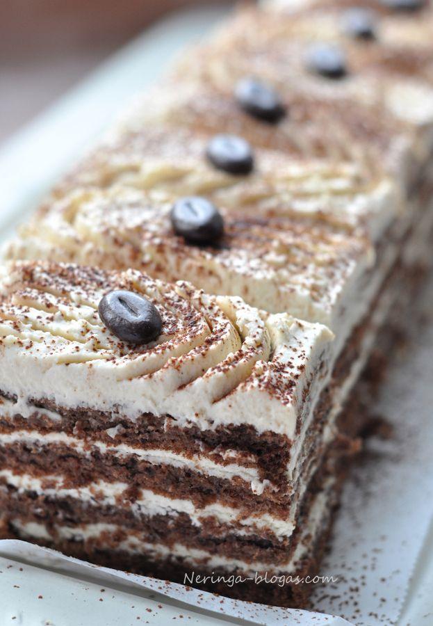 coffee, cappuccino brownies | breakfast foods | Pinterest