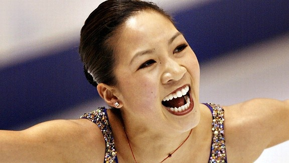 Michelle Kwan named as no. 20 of the top 40 Women of sports in the last 40 Years
