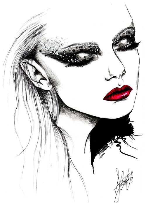 figure drawing tutorial tumblr