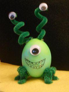 alien egg decorating ideas - Google Search