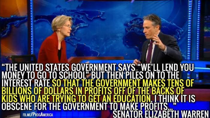 Government & Student Loans