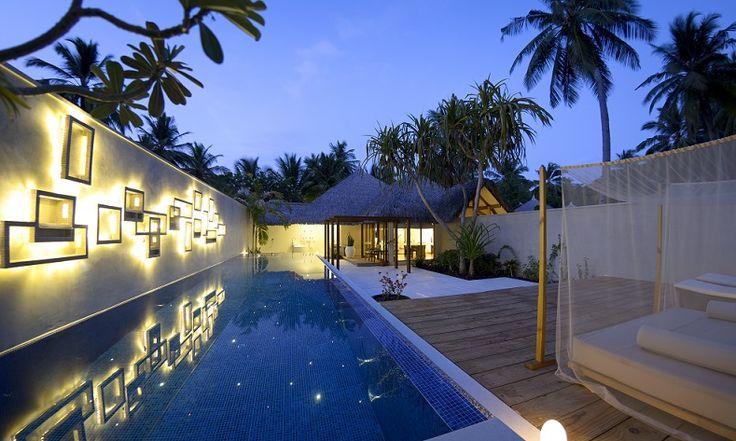 Медовый месяц в Kuramathi Island Resort