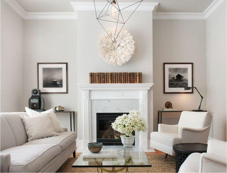 Swiss Coffe White Room