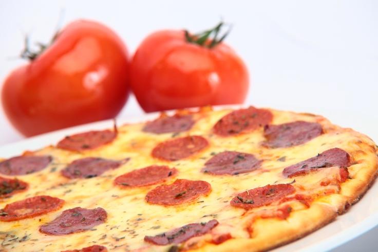 La Pizza de Peperoni