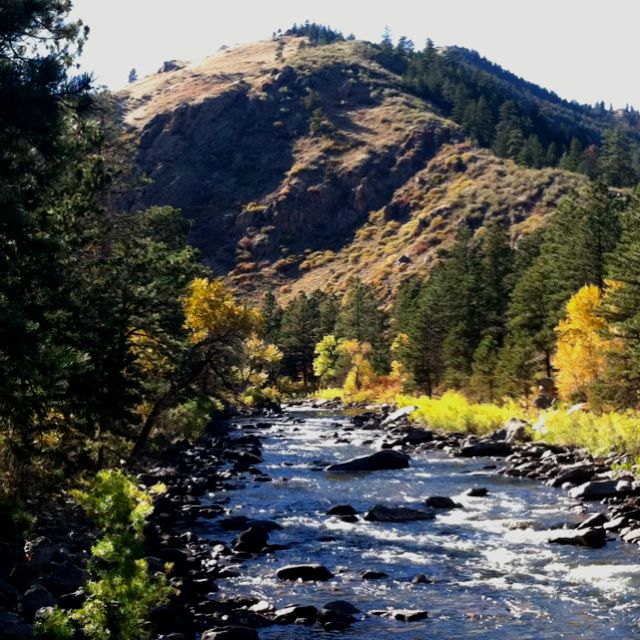 Poudre Canyon, Fort Collins, Colorado