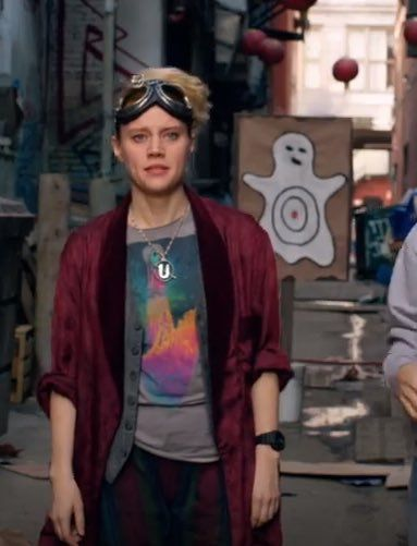 Image result for kate mckinnon ghostbuster outfits