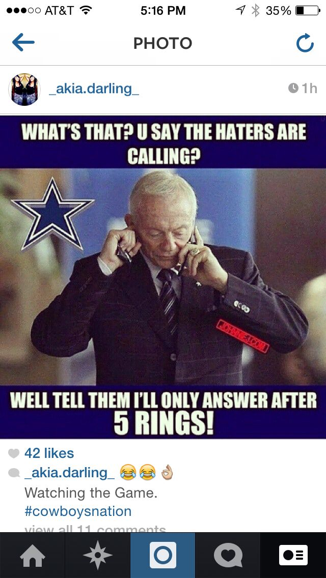 ❤️ Cowboys
