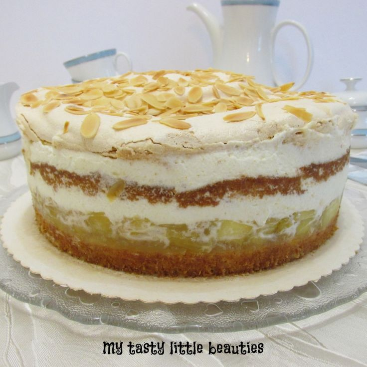 Traumhafte Apfeltorte – My tasty little beauties