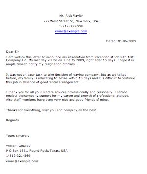 10 best Resignation Letters images on Pinterest
