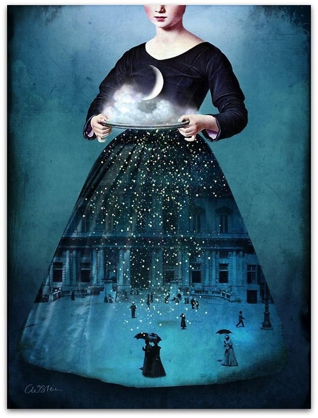 Art Symphony: Dreamy Art by Catrin Welz-Stein...