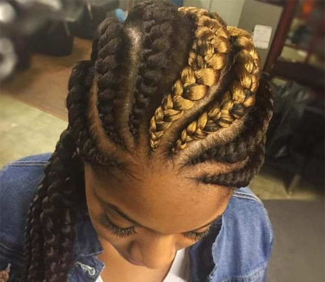 40 Super Goddess Braid Hairstyle For Black Women Hair Styles