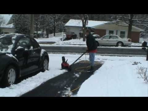 Toro 38381 Electric Snow Blower Review | Snow Thrower Reviews #toro_snow_thrower #toro #toro_snowblower_reviews
