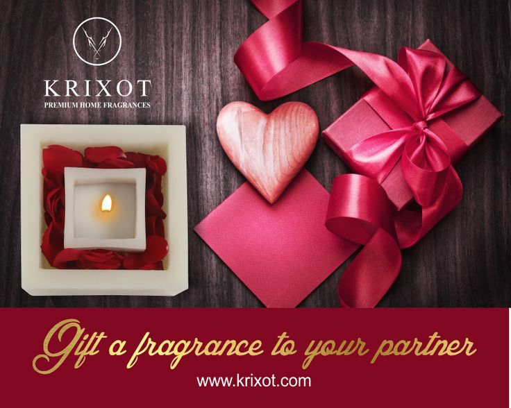 This #ValentineDay, Be brave in love and Fill the air your partner breathes with rich notes of Exotic #Fragrances churned exclusively at the House of #Krixot