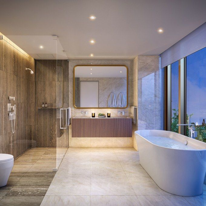 791 best Beautiful Bathrooms images on Pinterest Bathroom ideas
