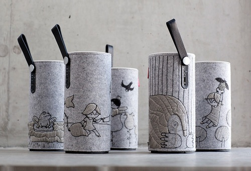 Libratone Zipp Wireless Speaker, Fairytale Special Edition.