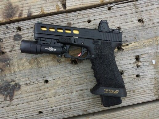 Toyota Round Rock >> Custom Glock 17 Gen 3 | Sheepdog Customs | Custom glock ...