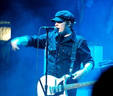 Patrick Stump - Lead vox, Fall Out Boy, record producer (Panic at the Disco, Gym Class Heroes)