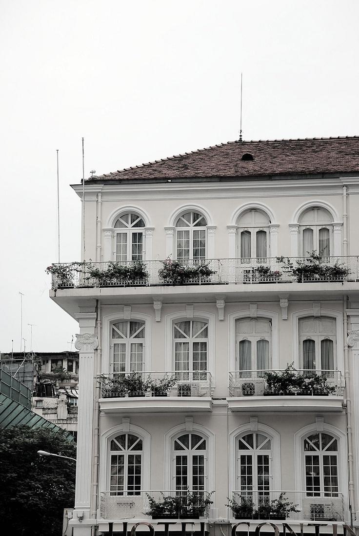 Hotel Continental Saigon | Ho Chi Minh City, Vietnam