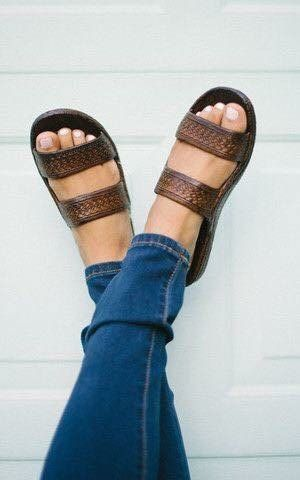 Jandals Jesus Sandals Pali Hawaiian Sandals By