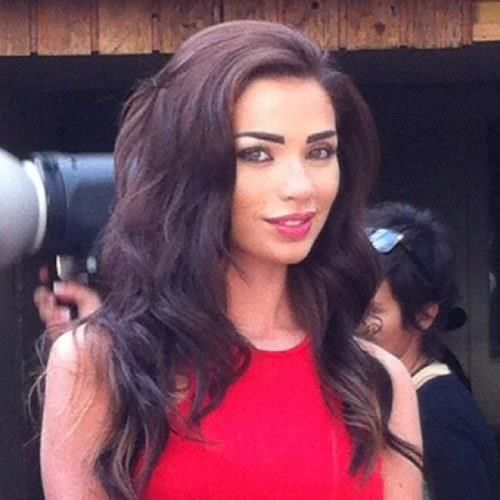 Dalida Khalil Lebanese Beauties Pinterest