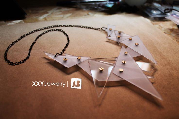 XXY Statement Necklace!
