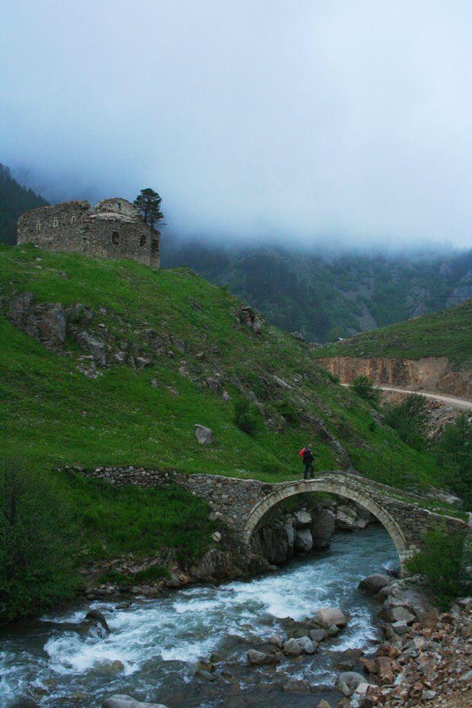 Çakrak Yaylası Alucra/Giresun, Turkey