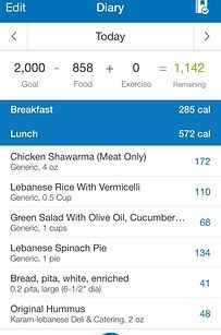 Download a calorie-counting app immediately. | Here's Everything You Need To Know About Counting Calories