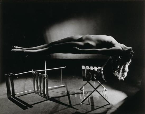 Lucien Lorelle. Catalepsie 1947