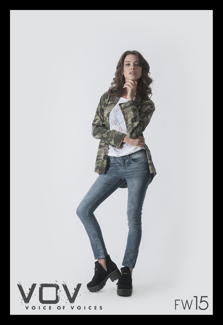 VOV JEANS WOMAN FW15