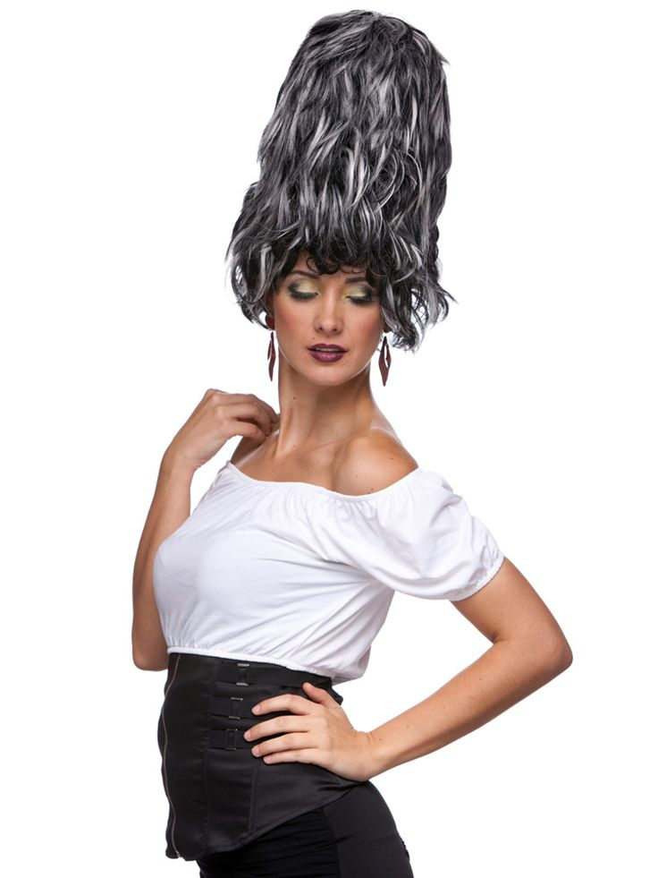 If you can't make it to the Carnival, just wear the Carnival on your head! Comes in three different color combinations so you can always look festive. #carnival #wig #costume #halloween #sepia