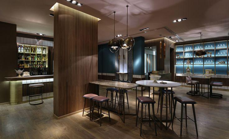 Baiser Bar in Xanthi by Minas Kosmidis-Architecture In Concept #ArchitectureInConcept #MinasKosmidis