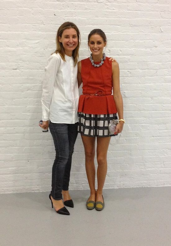 17 Best Images About Olivia Palermo On Pinterest Fashion Weeks Olivia D 39 Abo And Olivia