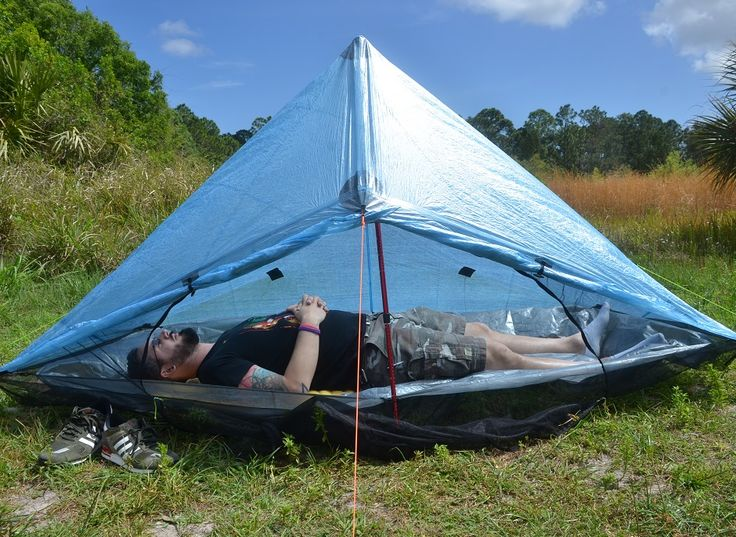 ZPacks Ultralight Backpacking Gear - Hexamid Solo-Plus Cuben Fiber Tent : best ultralight tent - memphite.com