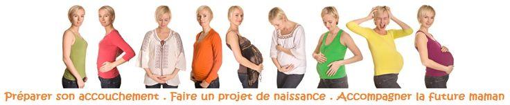 un site très intéressant (bien qu'à mon goût un peu excessif parfois) qui défend l'idée que la grossesse n'est pas une maladie et que l'accouchement, n'est pas une opération