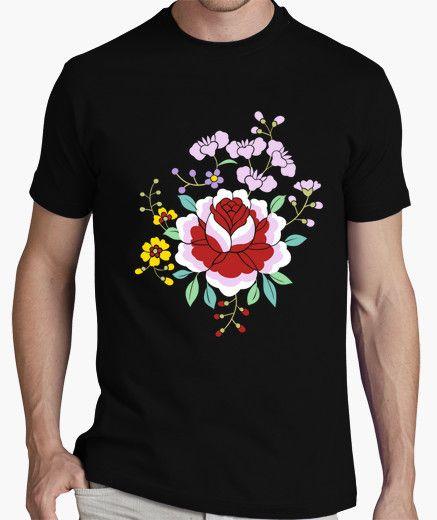 Camiseta Mantón de Manila