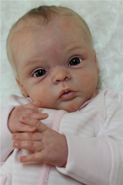 Kit reborn doll Livia by Gudrun Legler