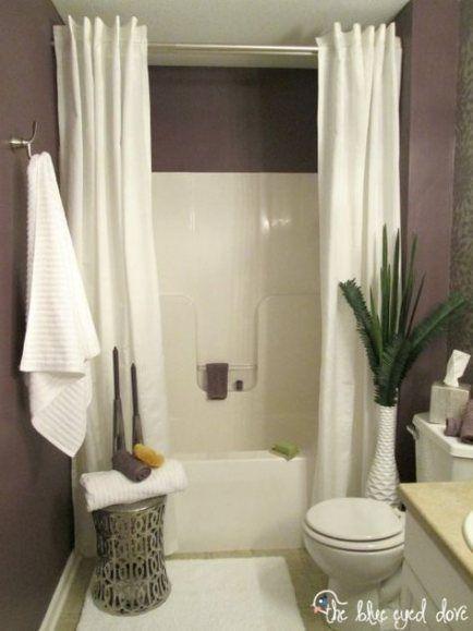 68 Ideen Diy Home Decor Badezimmer Badewanne Duschvorhänge für 2019
