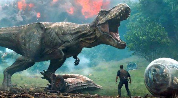 Jurassic World Fallen Kingdom 2018 Ending Explained Video