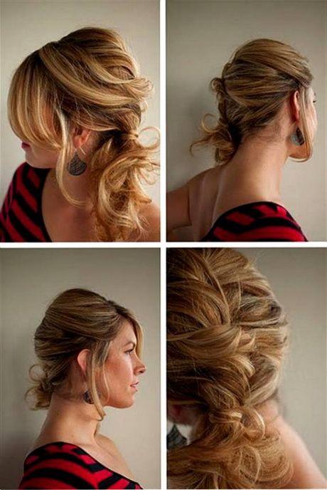 Einfache Party Frisuren Fur Langes Haar Einfache Frisuren Langes